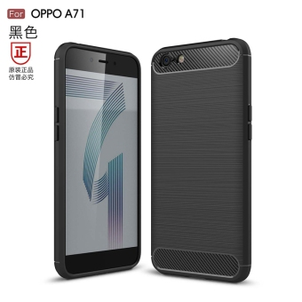 OPPO A71/A71 Tarik Kabel Bungkus Penuh Pelindung Chasing Luar Casing HP