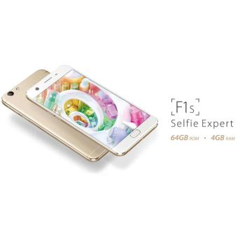 Oppo F1s Plus / Oppo F1s+ RAM 4GB/64GB Garansi Resmi Oppo Indonesia
