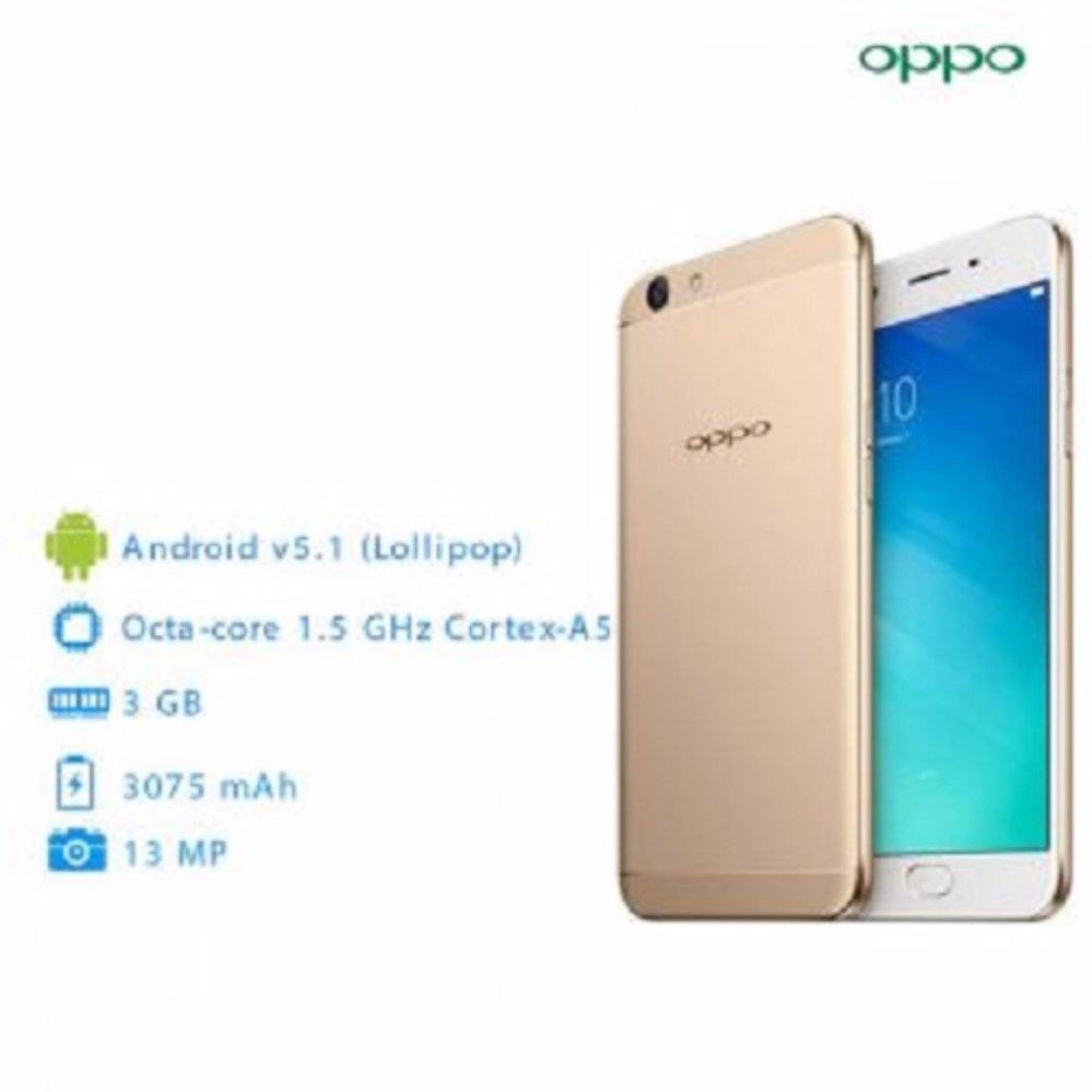 Tempat Jual Oppo F3 Smartphone Gold 64gb 4gb Free Mmc Sandisk 16 Gb Asus A455lf Wx158d Notebook Hitam I3 5005 Nvidia Gt930 2gb 14ampquot Dos F1s Selfie Expert 4g 32gb Rose 3 Paket Aksesoris