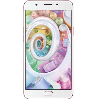 OPPO F1s Selfie Expert (Rose Gold) 4G LTE - 32GB - 3 GB RAM + FreeMemory V-Gen 16 GB + Silicon Case + Tempered Glass