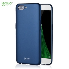 OPPO R11 Plus Case, Lenuo Ledun PC Exact Fit Ultra Slim Thin Handy Shield Shell Hard Back Case Protective Cover for OPPO R11 Plus - Blue - intl