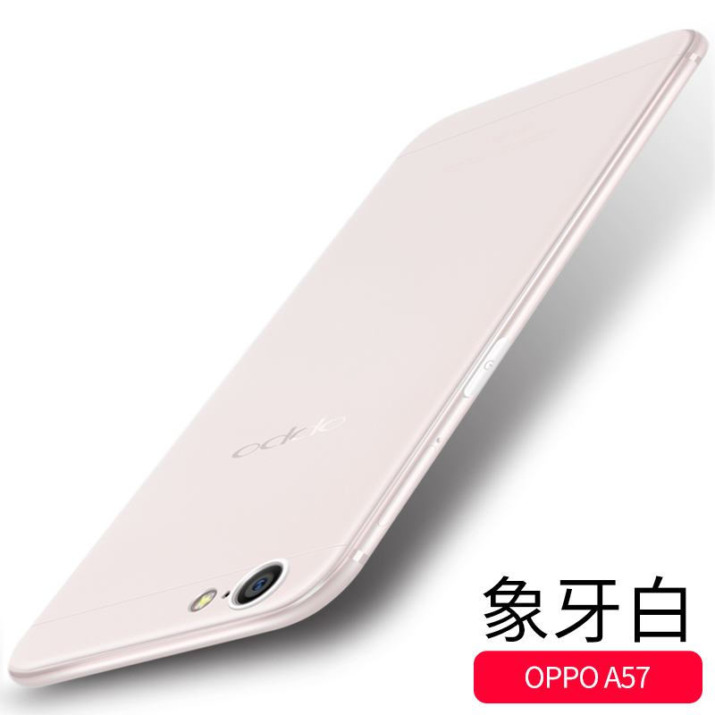 Oppoa57 A57 Karakter Silikon Sangat Tipis Lulur Casing HP Casing .