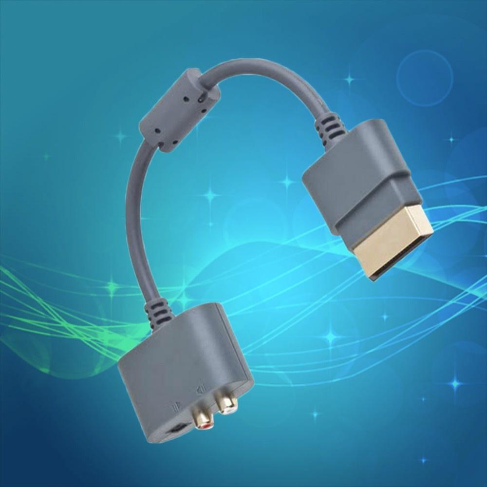 Penawaran Bagus Optical Audio Adapter AV Cables For XBOX 360 Optical ...