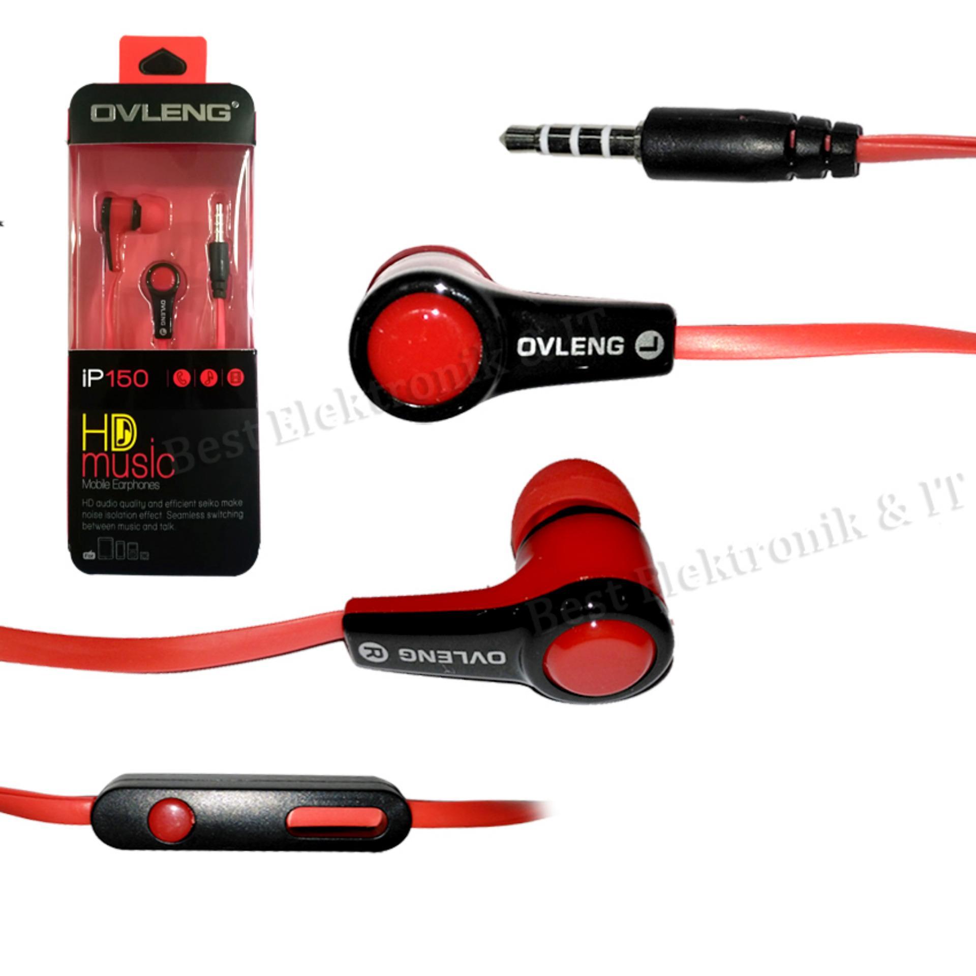 Ovleng Headset Stereo L809 Hitam Spec Dan Daftar Harga Terbaru Headphone Ov X11 With Mic Merah Ip150 In Ear Mobile Earphone