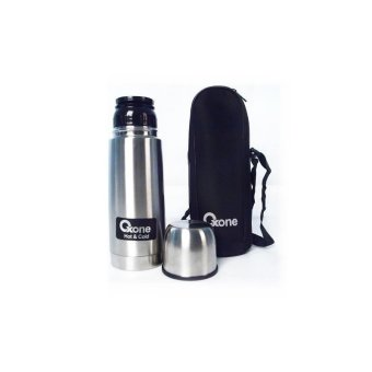 Oxone OX-350 Vacum Flask - 350 ml - Stainless Steel