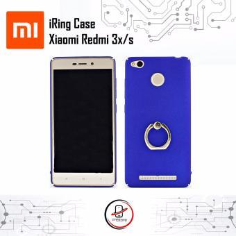 P1 IRing Case Matte Xiaomi Redmi 3X Hardcase Cover Casing