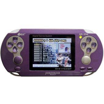 P2P Great Game Vita 16 BIT GR-363 - Ungu