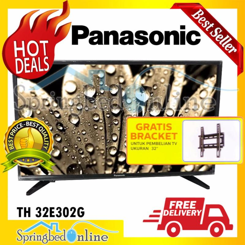 Panasonic LED TV 32 Inch TH-32E302G HD Ready Garansi Resmi Harga Pbrk
