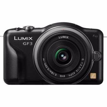 Panasonic Lumix GF3C Kit 14mm - Black