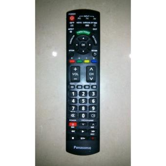 Panasonic Remote tv Led/Lcd/Plasma