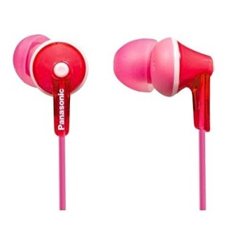 Panasonic RP-HJE125-P In-Ear Headphones - Intl