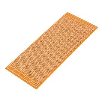 harga Pasang Sendiri Prototipe Universal PCB Matriks Papan Sirkuit Papan Tempat Memotong Roti 8.5 cm X 20 cm 85 X 20 mm Allwin Lazada.co.id