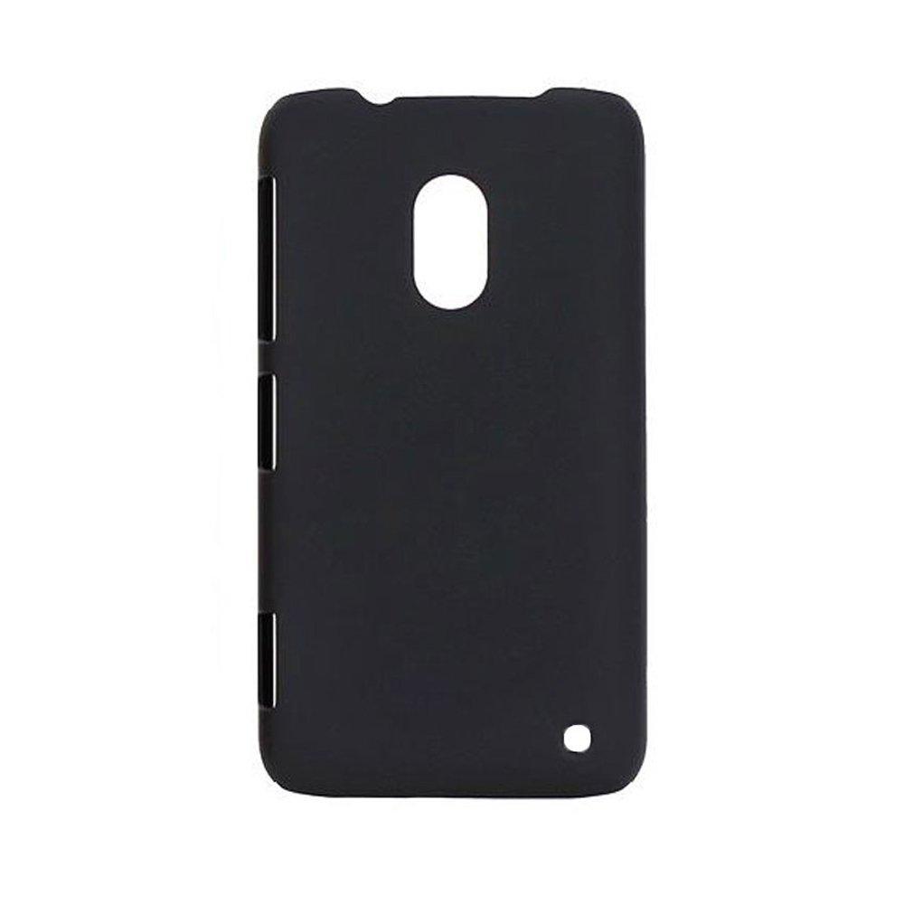 PC Back Cover For Nokia Lumia 620 (Black)