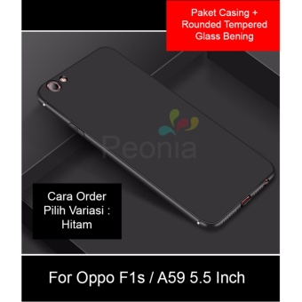 8 Peonia Premium Carbon Shockproof Hybrid Case For Oppo