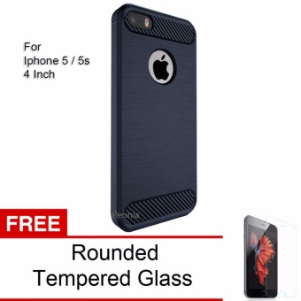 4a Source Carbon Shockproof Hybrid Case For Source Harga Tempered Glass For Xiaomi .