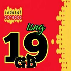 Perdana Internet Indosat 19GB bkn 10GB