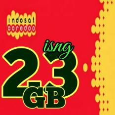 Perdana Internet Indosat 23GB bkn Indosat 9GB
