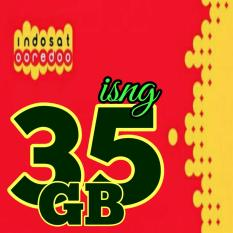 Perdana Internet Indosat 35GB bkn Indosat 42GB
