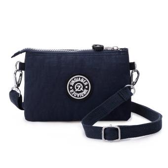 Persegi kecil Oxford kain baru Waterproof mencuci tas portabel tas wanita