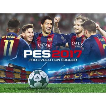 Harga PES 2017 PC FULL VERSION + patch + logo club original
