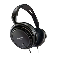 Philips SHP 2000 Headphone - Hitam