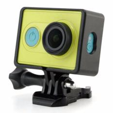 Plastic Case Side Frame For Xiaomi Yi Action Camera