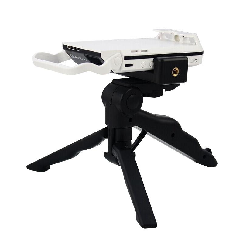 ... Portable Hand Grip / Mini Tripod Stand Steadicam Curve WithStraight Clip For GoPro HERO 4 ...