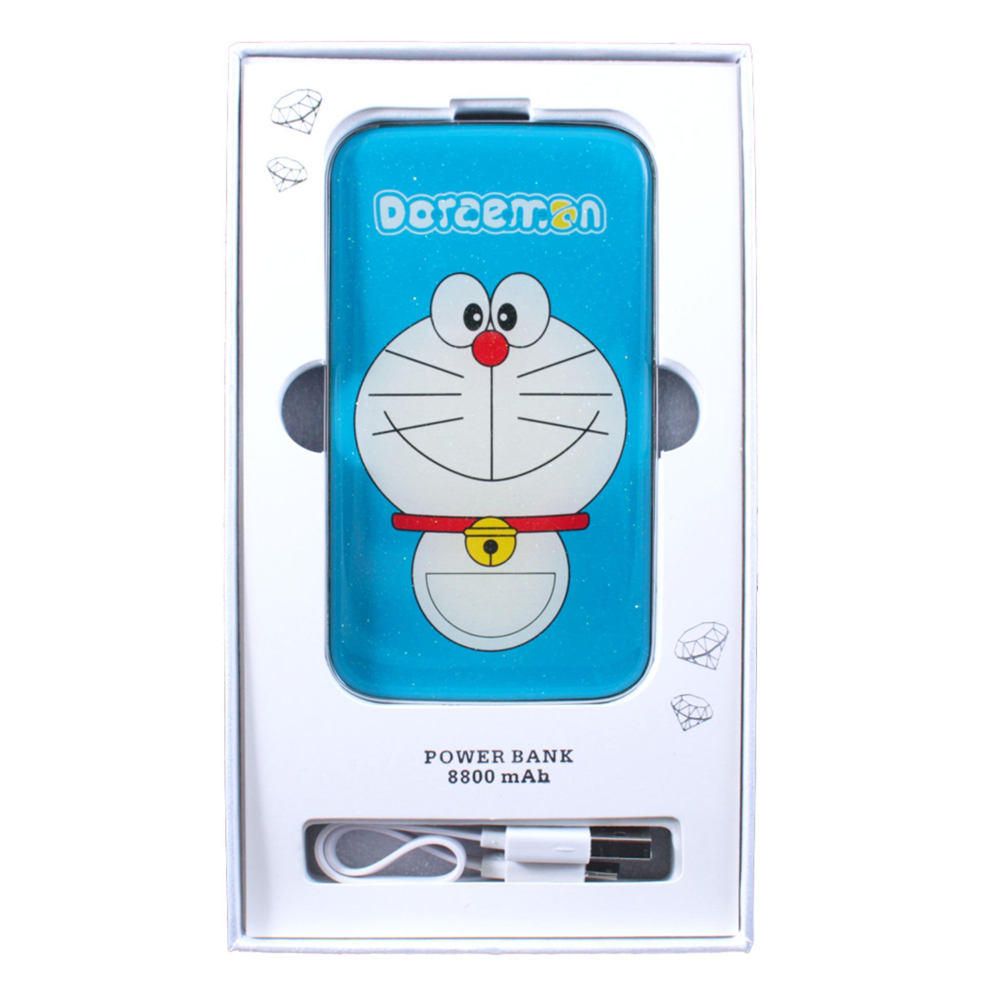 Powerbank Karakter Doraemon Slim; Powerbank Karakter Doraemon Slim ...