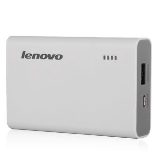 Powerbank Lenovo Pa7800 mAh - Putih Original