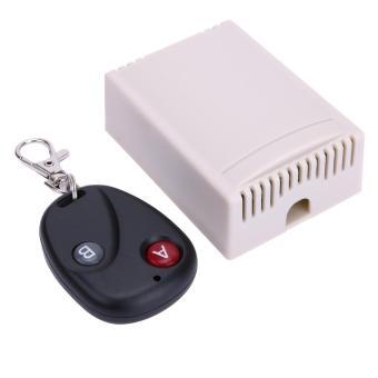 harga Practical Cross Type 2CH 433 MHz Saklar Pengontrol Jarak Jauh With Remot Kontrol Lazada.co.id