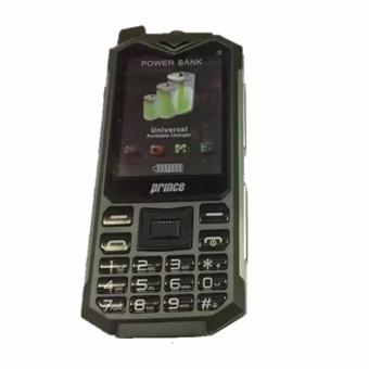 harga Prince PC 128 - HP Power Bank 6000 mah - Green Lazada.co.id