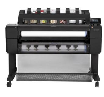 Printer Plotter HP Designjet T530 [L2Y23A] - 36 Inch A0 - Original
