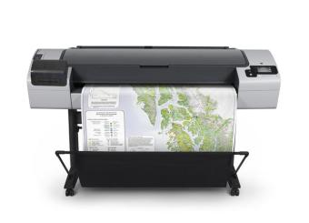 Printer Plotter HP Designjet T795 [CR649C] - 44 Inch A0 - Original