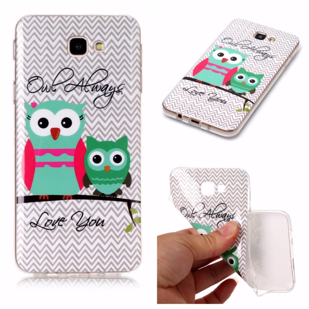 Printing TPU Soft Phone Cover Case for Samsung Galaxy J5 Prime/On5 (2016)