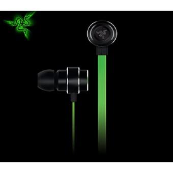 Razer Hammerhead Pro V2 Suara Stereo Berkualitas Tinggi Di Ear Earphone Kebisingan Membatalkan Earbud dengan Mikrofon
