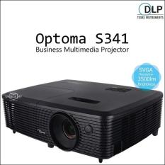 PROJECTOR FULL 3D OPTOMA S341 3500 ANSI SVGA