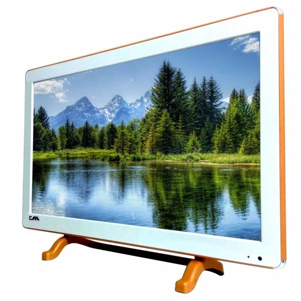 Promo LED TV CMM 21 inch Slim VGA HDMI USB Kiosk Movie Murah