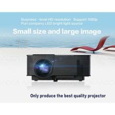 Proyektor 1500lumens tv 1080p