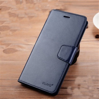 Gambar PU Leather Flip Smart Phone Cover Case for Xiaomi Mi Max 2(Multicolor)