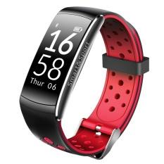 Q8 Tahan Air Fitness Tracker Smart Watch IP68 Air Proof Fitness Tracker untuk Android dan IOS Ponsel- INTL
