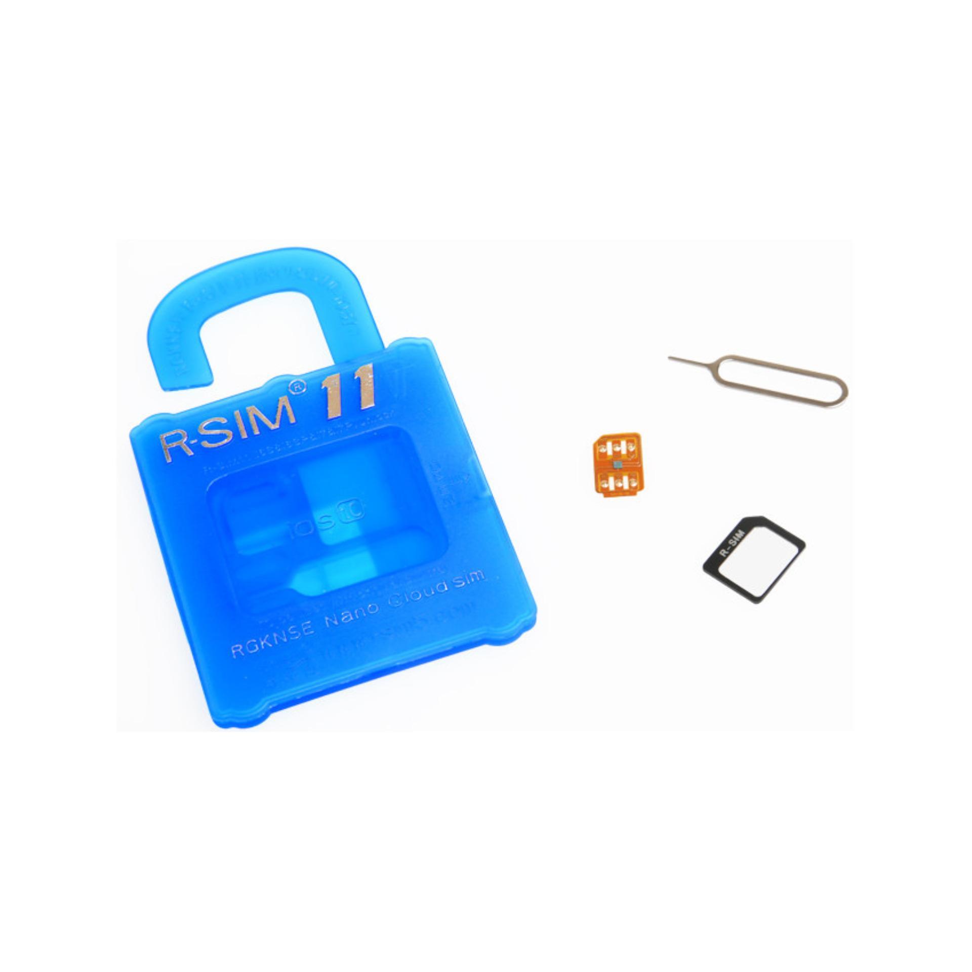 Rsim 11 Plus Iphone 4s 5 5s 5se 5c 6 6s Se 7 Ios 8 9 10 1112 Goguo V20 12 13 14 15 X Pro R Sim Heicard Xsim Unlock Lock Carrier Chip Untuk Su
