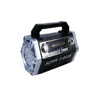 Radio & CD Player