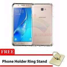 Rainbow Samsung Galaxy C9 Pro Soft Case Anti Crack Anti Shock TPU Silikon