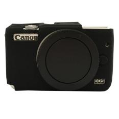 Rajawali Silicone Case For Canon EOS M10 - Hitam