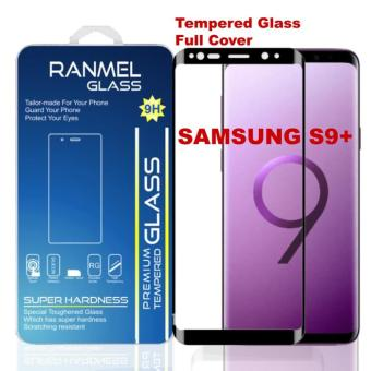 ... 25d Clear Theme Park Pro Source · Ranmel Tempered Glass for Samsung Galaxy S9 Plus Anti Gores Hitam Rounded Edge