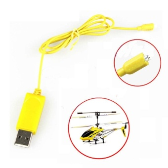 RC Helicopter Syma S107 S105 USB Mini Charger Charging Cable Parts- intl