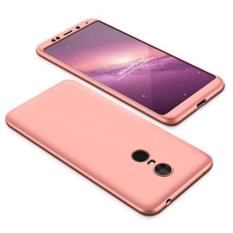 Redmi 5 Plus Armor Full Cover Baby Skin Matte Hard Case / case xiaomi redmi 5