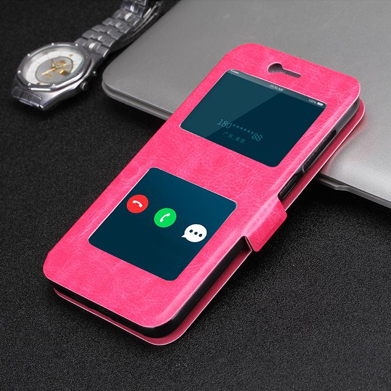 Redmi4x/4A silicone Redmi flip-style soft leather cover phone case