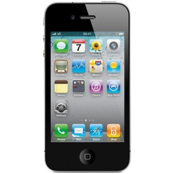 harga Refurbished Apple Iphone 4S - 16GB -Black - Grade A Lazada.co.id