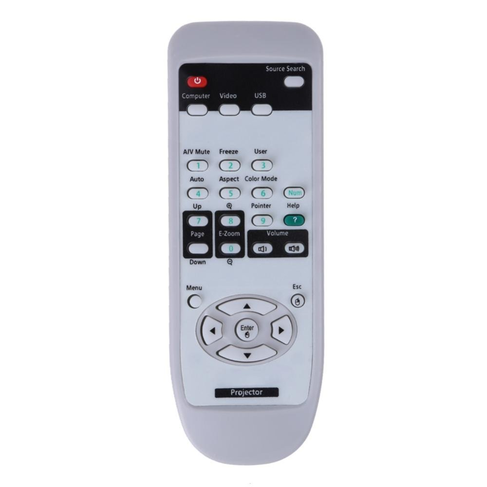 ... Remote Control suitable for epson projector EMP-S3 EMP-S3 X3 S4EMP-83 ...